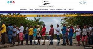 IRIN News – What next for Colombia?